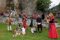 Fête médiévale : photos souvenirs