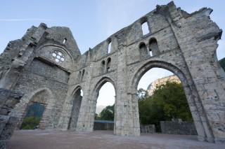 Histoire de l'Abbaye d'Aulps