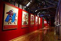 Large exhibition