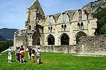 Visite du domaine monastique