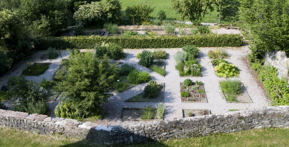 Les jardins for Au jardin info plantes