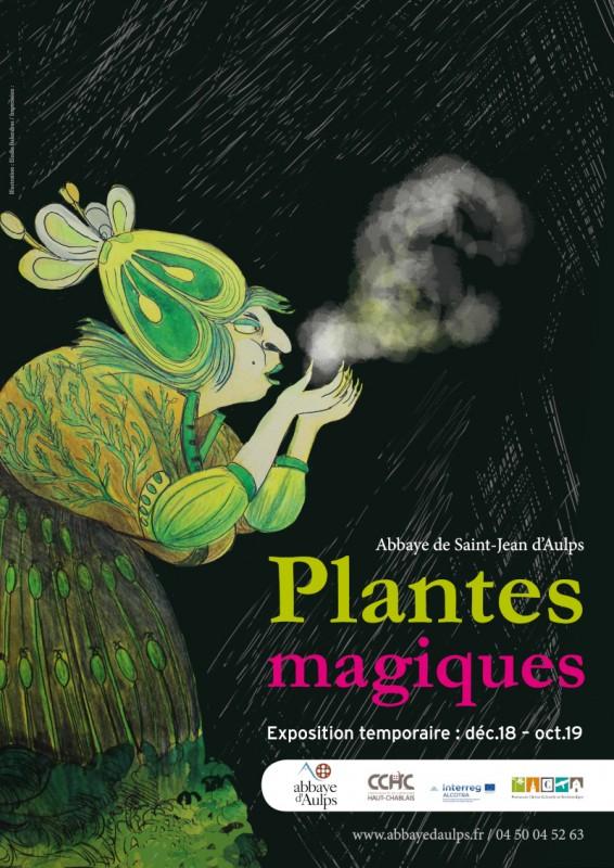 Affiche-plantesmagiques-abbayeaulps2019